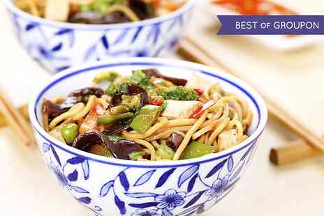 Mister Fus Cantonese - Four Course Chinese Meal With Wine For Two  - Save 0%