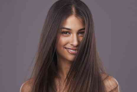 Simply Beautiful Hair and Beauty - Cut and Blow Dry With Condition  Plus Half Head Highlights  - Save 0%