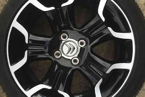 Star Dent Removal - Alloy Wheel Refurbishment - Save 0%