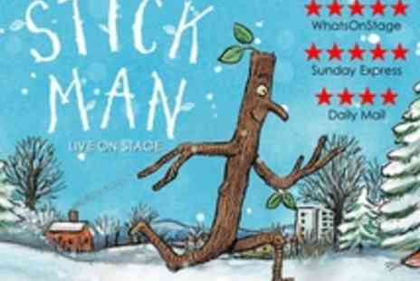 Ingresso - Tickets to Stick Man at the Great Yorkshire Fringe - Save 0%