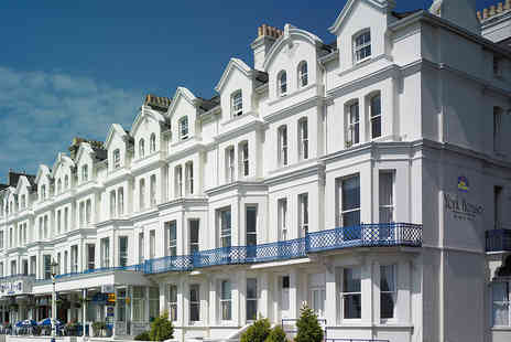 Best Western York House Hotel  - Eastbourne Seafront Break for Two - Save 44%