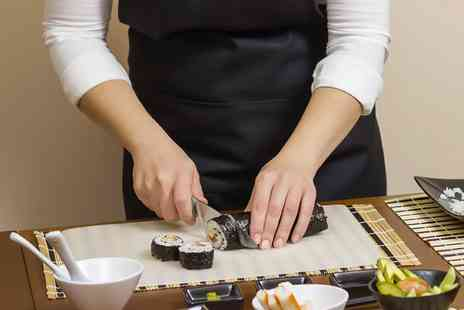 The Textiles Workshop - Three Hour Sushi or Tapas Making Class - Save 70%