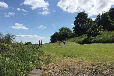 South Leeds Footgolf - Round of Footgolf For Two  - Save 67%