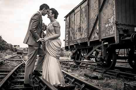 Glitz Photography - Wedding Photography Package  - Save 79%