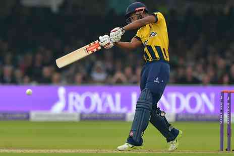 England Cricket ODI - Ticket to see either Warwickshire vs Glamorgan, Hampshire or both - Save 0%