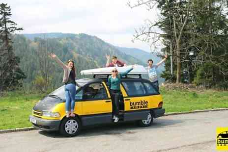 Bumble Campers - Four or Seven Night stay Camper Rental  - Save 0%