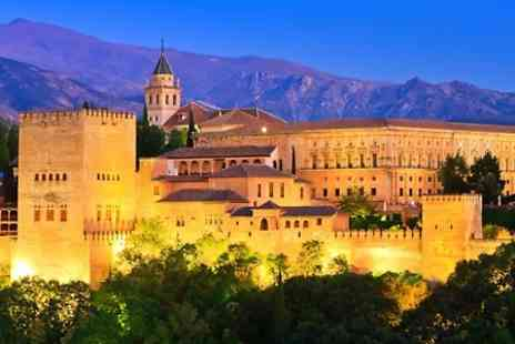 Abba Granada Hotel - One to Five or Seven Nights Stay For Two With Breakfast, Wellness Access and Late Check Out  - Save 0%