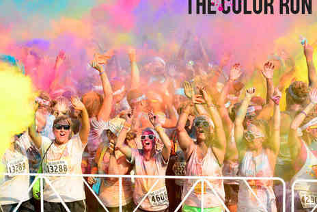 The Color Run  - Entry to The Color Run, with Official Race Pack - Save 12%