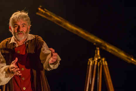 Groundlings Theatre Portsmouth - Tickets to The Trials of Galileo  - Save 50%