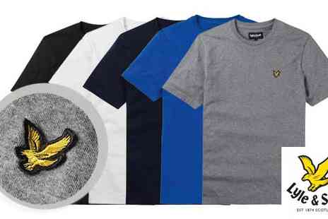 Intriangle Solutions - Lyle & Scott Crew Neck T Shirts - Save 32%