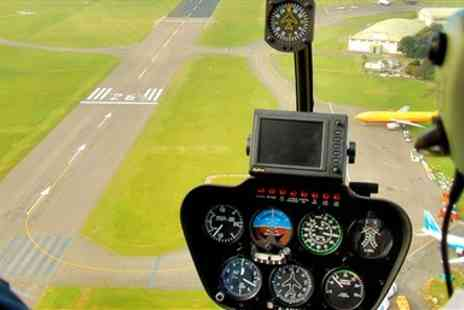 Flying Pig Helicopters - 30 Minute Hands On Helicopter Experience - Save 56%