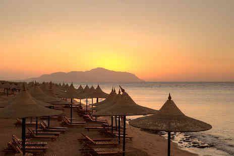 Seasonal Holidays - Seven night stay with all inclusive Sharm el Sheikh break including flights  - Save 40%
