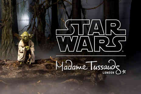 OMGhotels  - One night  London stay with tickets to the Star Wars Experience at Madame Tussauds -  Save 40%