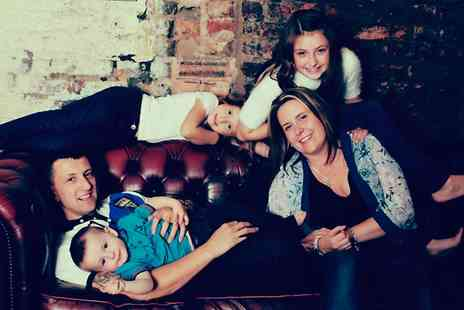 MCR studios - Family Photoshoot With Prints - Save 0%