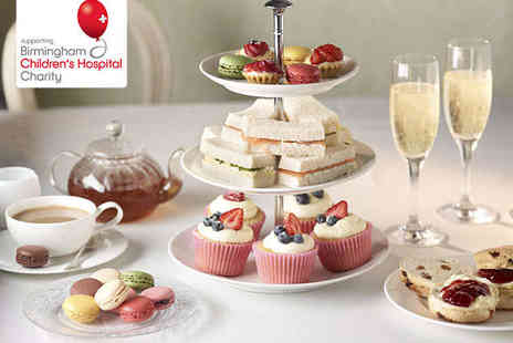 Village Urban Resorts - Afternoon Tea with Glass of Bubbly Each for Two - Save 52%