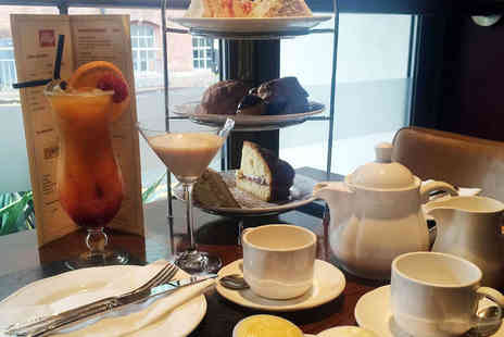 The Cosmopolitan Hotel - Afternoon Tea with Cocktail Each for Two - Save 50%