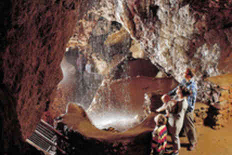 Clearwell Caves - Tickets to Clearwell Caves - Save 54%