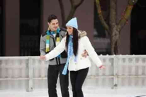 Blue Ice Solihull Rink - Ice Skating For Two With Skate Hire - Save 61%