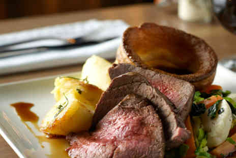 Pipers Restaurant - Sunday lunch for two - Save 50%