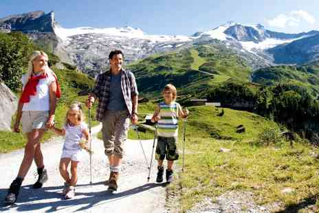 Jufa Wipptal - Three, Four or Seven Nights stay  in a family resort in Tyrol with  half board, sports and entertainment - Save 42%