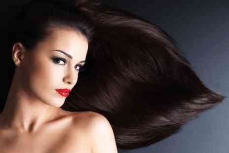 Mark Anthony Hair And Beauty Spa - Cut and finish conditioning treatment and blowdry - Save 53%