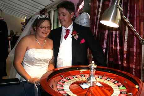 Les Riviera - Blackjack or Roulette Table Hire With Croupier - Save 66%