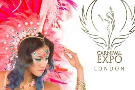 Carnival EXPO - One Day Entry of Carnival Expo 2015 With Rum Punch For One  - Save 50%