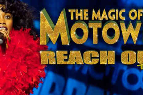 Entertainers Management  - A ticket to Magic of Motown at Millennium Square  - Save 43%