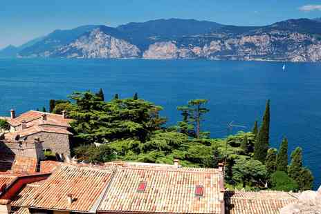 Hotel Romeo   - Four or Six nights stay with half board at Lake Garda with wine & more - Save 57%