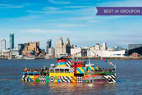 Space Port -  Family Tickets to Mersey Ferry River Cruise - Save 0%