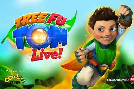 Premier Stage Productions - Ticket to Tree Fu Tom Live - Save 38%