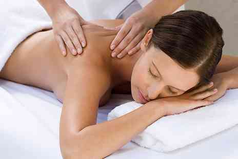 Beauty Secrets - One Hour Full Body Massage Plus Manicure - Save 40%