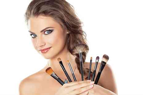 RA Academy - Three Hour Make Up Class With Goodie Bag - Save 91%
