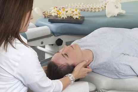 The Guildford Spine Centre - Chiropractic Consultation Plus Treatment  - Save 63%