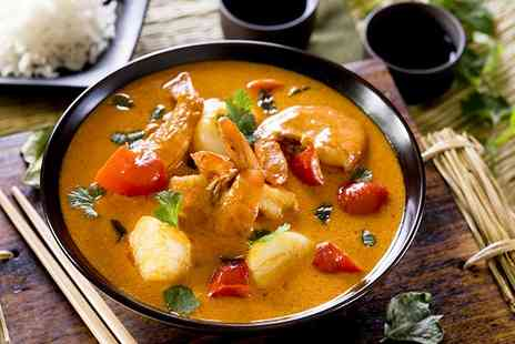 Bamboodle - Two Course Thai Lunch With Appetiser For Two - Save 67%