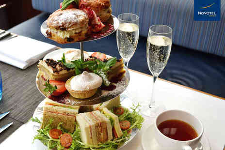 Novotel Birmingham Centre - Summer Afternoon Tea for Two with Pimms and Lemonade for Two - Save 0%