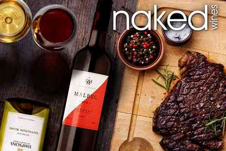 Meat Porter  - Mixed Meat Porter Hamper and Naked Wines Case - Save 53%