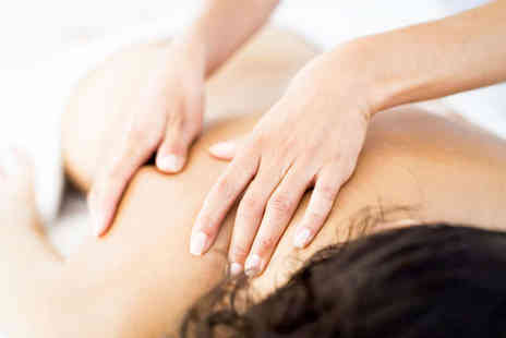 Peter Oliver - 40 Minute Aromatherapy Back Massage or Full Prescriptive Facial  - Save 59%