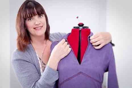 Emma Morrison Dressmaking - Sewing Machine Workshop  - Save 73%