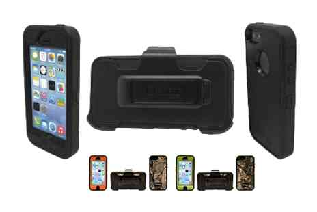 Mobile Star LLC - OtterBox Defender iPhone 5/5s case with holster  - Save 50%
