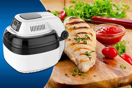 Good Ideas Online - An infrared air fryer - Save 50%