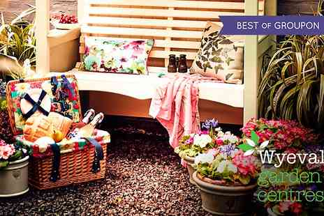Wyevale Garden Centres -  £20 to Spend In Store   - Save 40%