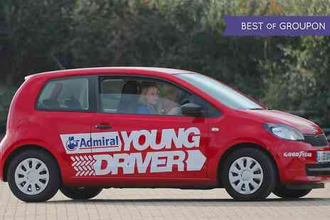 The Young Driver Training - 30 minute driving taster session - Save 54%