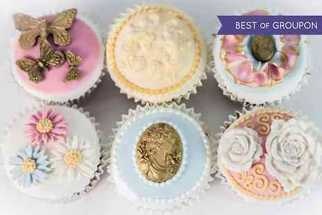 3D Cakes - Vintage or Baby Themed Cupcake Decorating Workshop - Save 82%