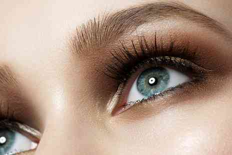 Ezina House of Sher - Eyebrow Threading and Tinting  With Eyelash Tint - Save 0%