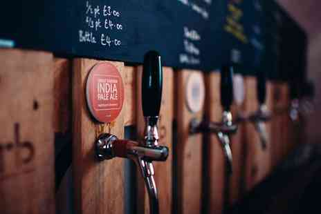 Redchurch Brewery - Brewery Tour and Beer Tasting Session For One - Save 0%