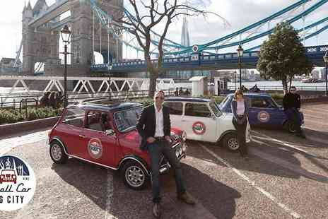 Small car big city - Londons Best Bits Tour - Save 0%