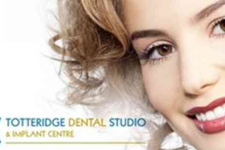 Totteridge Dental - Dental Check Up With Scale and Polish - Save 78%