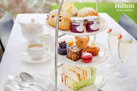 Hilton York Hotel - Traditional Afternoon Tea for Two - Save 52%