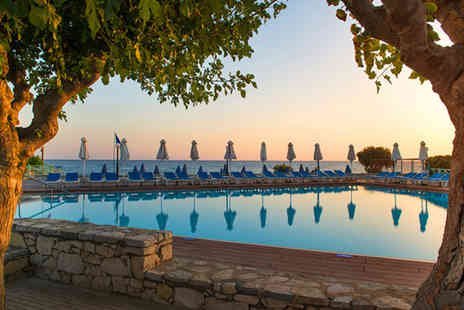 Bookable Holidays - Four night Four Star all inclusive Crete holiday including flights  - Save 48%